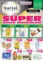 Kartal Market 13 - 22 Kasım 2020 Kampanya Broşürü! Sayfa 1