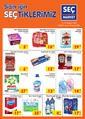 Seç Market 11 - 17 Kasım 2020 Kampanya Broşürü! Sayfa 1