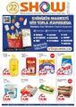 Show Hipermarketleri 20 Kasım - 03 Aralık 2020 Kampanya Broşürü! Sayfa 1 Önizlemesi