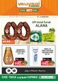 Uysal Market 07 - 27 Kasım 2020 Kampanya Broşürü! Sayfa 1