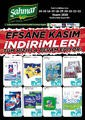 Şahmar Market 14 - 23 Kasım 2020 Kampanya Broşürü! Sayfa 1 Önizlemesi
