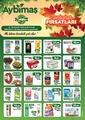 Aybimaş 13 - 26 Kasım 2020 Kırıkkale Mağazalarına Özel Kampanya Broşürü! Sayfa 1