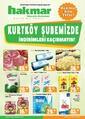 Hakmar 20 - 25 Kasım 2020 Kurtköy Mağazasına Özel Kampanya Broşürü! Sayfa 1 Önizlemesi