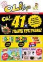 Olicenter Marketçilik 20 - 26 Kasım 2020 Kampanya Broşürü! Sayfa 1