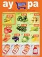 Aypa Market 19 - 22 Kasım 2020 Kampanya Broşürü! Sayfa 1