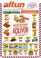 Altun Market 13 - 22 Kasım 2020 Kampanya Broşürü! Sayfa 1 Önizlemesi