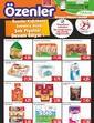 Özenler Market 30 Ekim - 02 Kasım 2020 Kampanya Broşürü! Sayfa 1