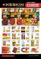 Keskin Market 24 - 29 Kasım 2020 Kampanya Broşürü! Sayfa 1