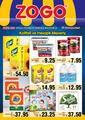 Zogo Market 27 Kasım - 09 Aralık 2020 Kampanya Broşürü! Sayfa 1