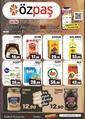 Özpaş Market 15 - 30 Kasım 2020 Kampanya Broşürü! Sayfa 1
