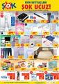 Şok Market 21 - 24 Kasım 2020 Hafta Sonu Kampanya Broşürü! Sayfa 1 Önizlemesi