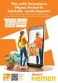 Migros 26 Kasım - 9 Aralık 2020 Kampanya Broşürü! Sayfa 61 Önizlemesi