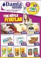 Damla Market 06 - 17 Kasım 2020 Kampanya Broşürü! Sayfa 1