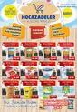 Hocazadeler Alışveriş Merkezi 28 Ekim - 05 Kasım 2020 Kampanya Broşürü! Sayfa 1