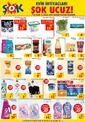 Şok Market 25 Kasım - 01 Aralık 2020 Kampanya Broşürü! Sayfa 1 Önizlemesi