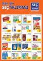 Seç Market 16 - 22 Aralık 2020 Kampanya Broşürü! Sayfa 1