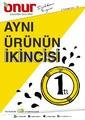 Onur Market 03 - 16 Aralık 2020 İstanbul & Trakya Bölge Kampanya Broşürü! Sayfa 1 Önizlemesi