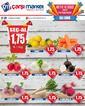 Çarşı Market 24 Aralık 2020 Halk Günü Kampanya Broşürü! Sayfa 1