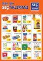 Seç Market 09 - 15 Aralık 2020 Kampanya Broşürü! Sayfa 1