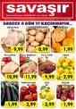 Savaşır Market 01 - 04 Aralık 2020 Kampanya Broşürü! Sayfa 1