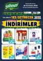 Şahmar Market 18 - 31 Aralık 2020 Kampanya Broşürü! Sayfa 1