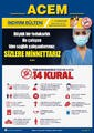 Acem Market 01 - 15 Aralık 2020 Kampanya Broşürü! Sayfa 1