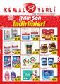 Kemal Yerli Market 22 - 31 Aralık 2020 Kampanya Broşürü! Sayfa 1