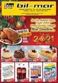 Bil-Mar Bilecen Market 19 Aralık 2020 - 06 Ocak 2021 Kampanya Broşürü! Sayfa 1