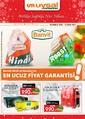 Uysal Market 18 Aralık 2020 - 10 Ocak 2021 Kampanya Broşürü! Sayfa 1