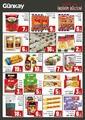 Günkay Market 11 - 21 Aralık 2020 Kampanya Broşürü! Sayfa 4 Önizlemesi