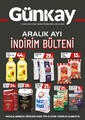 Günkay Market 11 - 21 Aralık 2020 Kampanya Broşürü! Sayfa 1 Önizlemesi