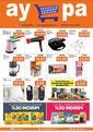 Aypa Market 04 - 25 Aralık 2020 Kampanya Broşürü! Sayfa 1 Önizlemesi
