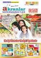 Akranlar Süpermarket 05 - 25 Aralık 2020 Kampanya Broşürü! Sayfa 1