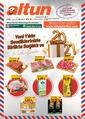 Altun Market 25 - 31 Aralık 2020 Kampanya Broşürü! Sayfa 1