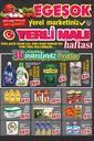 Egeşok Market 01 - 17 Aralık 2020 Kampanya Broşürü! Sayfa 1