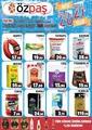 Özpaş Market 22 Aralık 2020 - 02 Ocak 2021 Kampanya Broşürü! Sayfa 1