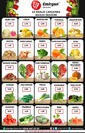 Emirgan Market 09 Aralık 2020 Manav Kampanya Broşürü! Sayfa 1