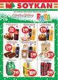 Soykan Market 23 - 31 Aralık 2020 Kampanya Broşürü! Sayfa 1