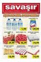 Savaşır Market 07 - 13 Aralık 2020 Kampanya Broşürü! Sayfa 1