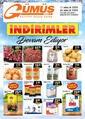 Gümüş Ekomar Market 17 - 28 Aralık 2020 Kampanya Broşürü! Sayfa 1