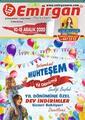 Emirgan Market 10 - 15 Aralık 2020 Kampanya Broşürü! Sayfa 1