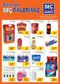 Seç Market 23 Aralık 2020 - 05 Ocak 2021 Kampanya Broşürü! Sayfa 1