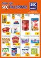 Seç Market 02 - 08 Aralık 2020 Kampanya Broşürü! Sayfa 1
