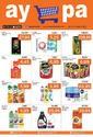 Aypa Market 16 - 20 Aralık 2020 Kampanya Broşürü! Sayfa 1