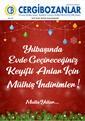 Cergibozanlar 18 - 31 Aralık 2020 Kampanya Broşürü! Sayfa 1