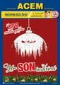 Acem Market 17 - 31 Aralık 2020 Kampanya Broşürü! Sayfa 1