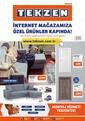 Tekzen 01 - 31 Aralık 2020 İnternet Mağazasına Özel Kampanya Broşürü! Sayfa 1