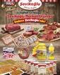 Şevikoğlu Market 14 - 31 Aralık 2020 Kampanya Broşürü! Sayfa 1