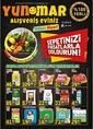 Yun-Mar Market 04 - 09 Aralık 2020 Kampanya Broşürü! Sayfa 1