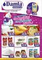 Damla Market Gaziantep 15 - 26 Ocak 2021 Kampanya Broşürü! Sayfa 1